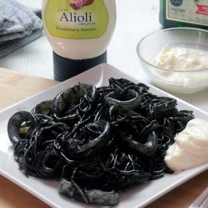 recetas-ybarra-gulas-negras-salsa-alioli