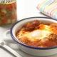 recetas ybarra huevos a la flamenca con macedonia y verduras