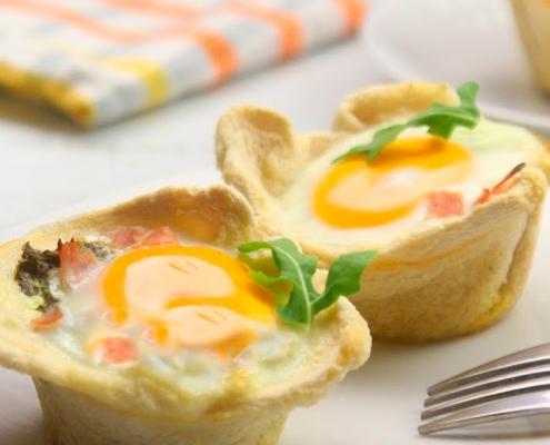 recetas ybarra huevos en molde