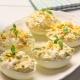recetas ybarra huevos rellenos de ensalada de pollo y mayonesa