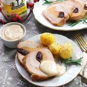 recetas ybarra lomo relleno con mayonesa al oloroso