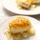 recetas ybarra merluza gratinada con pera y mayonesa