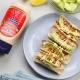 recetas ybarra mini tacos de aguacate y atun con mayonesa y salsa sriracha