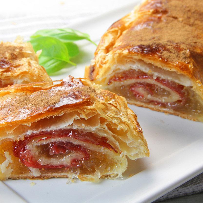 recetas ybarra pastel cordobes con hojaldre