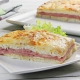 recetas ybarra pastel con pan de molde gratinado