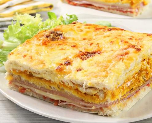 recetas ybarra pastel de pollo con jamon york y mayonesa