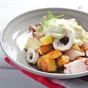 recetas ybarra patatas con alioli