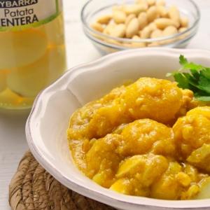 recetas ybarra patatas en salsa de almendras
