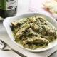 recetas ybarra pavo y espinacas con queso