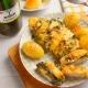 recetas ybarra pechuga de pollo rellena de espinacas