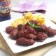 receta ybarra de pollo frito en salsa barbacoa