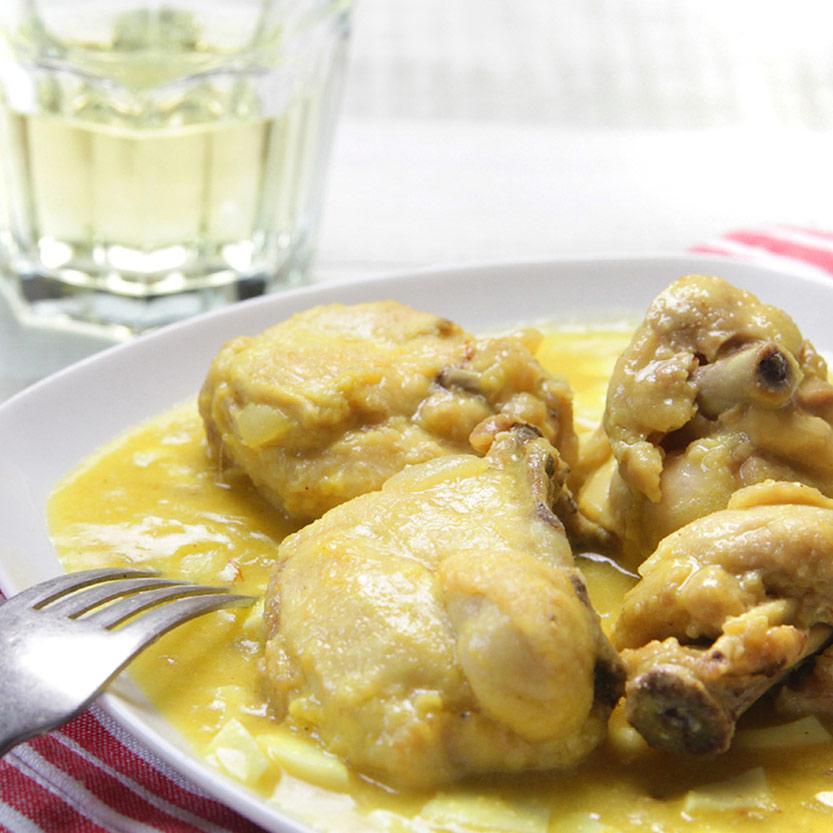 recetas ybarra de pollo en pepitoria