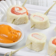 recetas ybarra rollitos de salmon con pan de molde