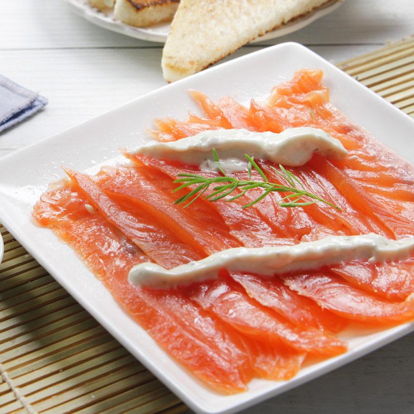 recetas ybarra salmon marinado