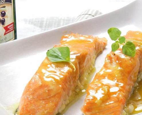 recetas-ybarra-salmon-miel