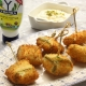 recetas ybarra saquitos de calabacin con mayonesa