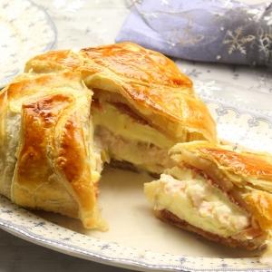 recetas ybarra sorpresa de hojaldre y mayonesa