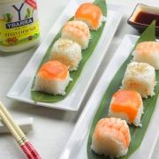 recetas ybarra de shushi con mayonesa
