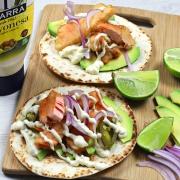 recetas ybarra tacos de salmon y mayonesa