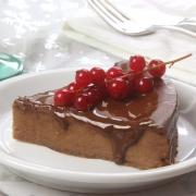 recetas ybarra tarta de chocolate y queso