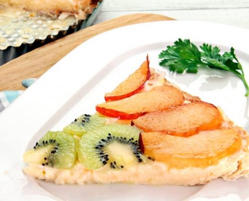receta ybarra tarta de frutas