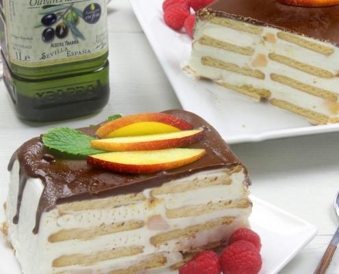 recetas ybarra tarta helada