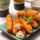 recetas ybarra varitas de merluza con mayonesa y salsa tartara para niños
