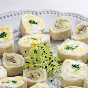 recetas ybarra rollitos de pan de molde