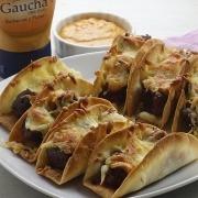 Tacos burguer a la Gaucha Ybarra