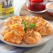 receta de saquitos de bacalao y mayonoesa