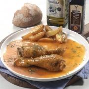 Jamoncitos de pollo al Vinagre de Jerez Reserva