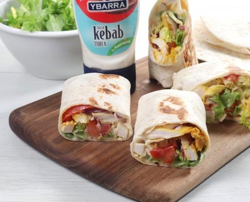Cómo hacer Kebab casero